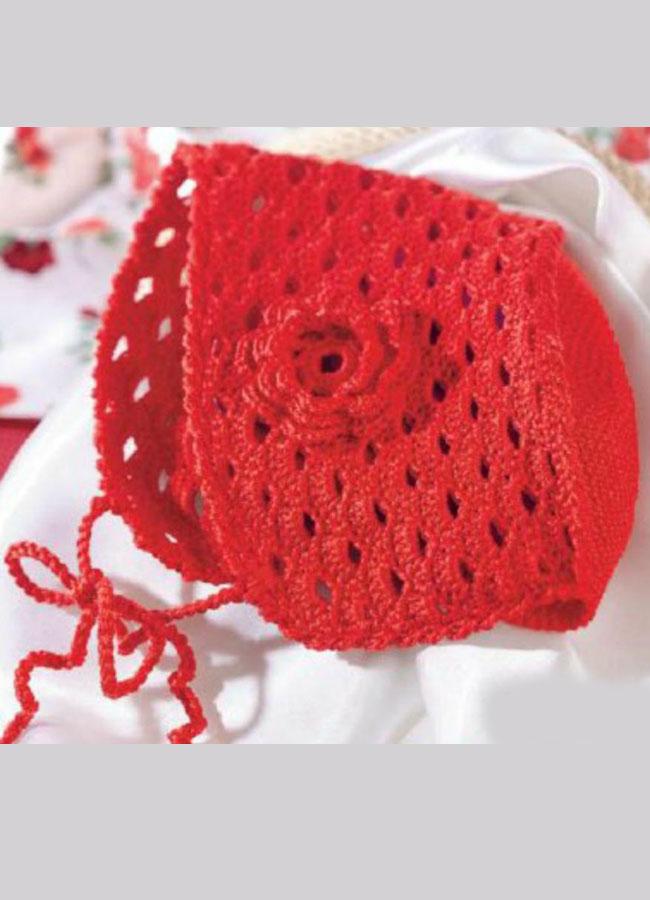 Схемы вязания для новорожденной девочки.