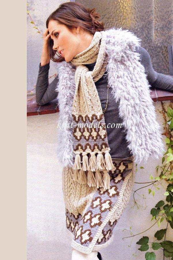 Вязание спицами. Вязание для женщин