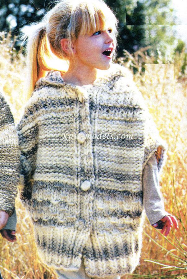 Вязание спицами. Вязание для девочек