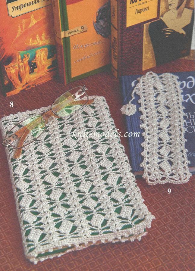 вязание крючком для кухни и дома
