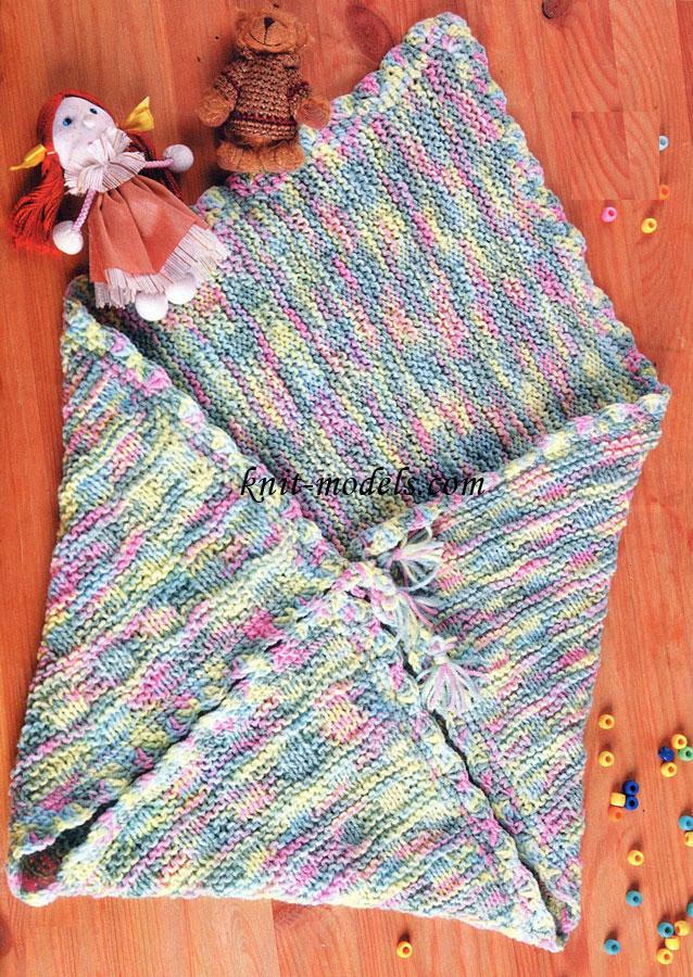 Схемы вязания крючком конвертов