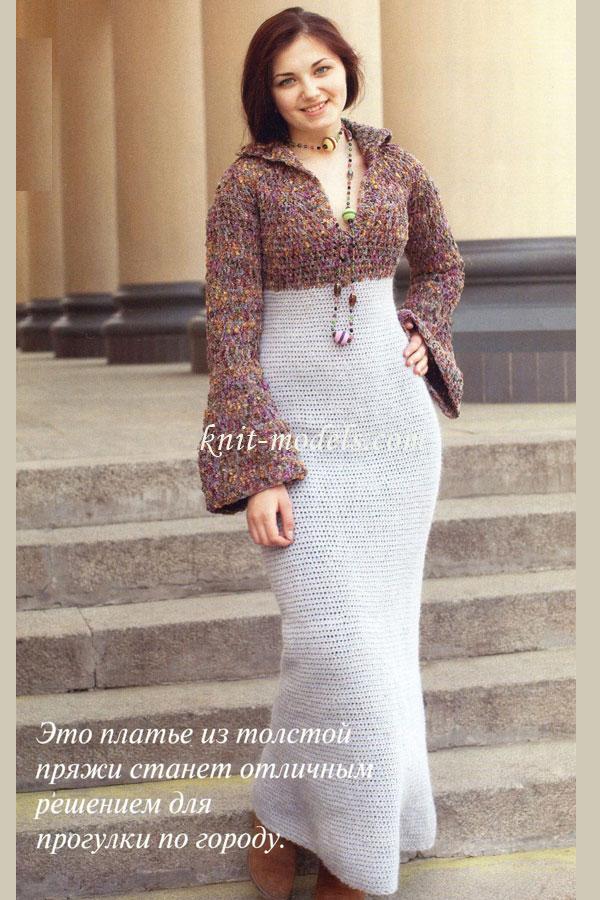Японское вязание косами