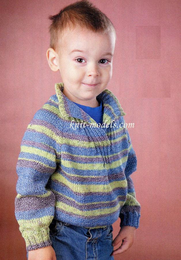 Вязаные пледы для детей 170