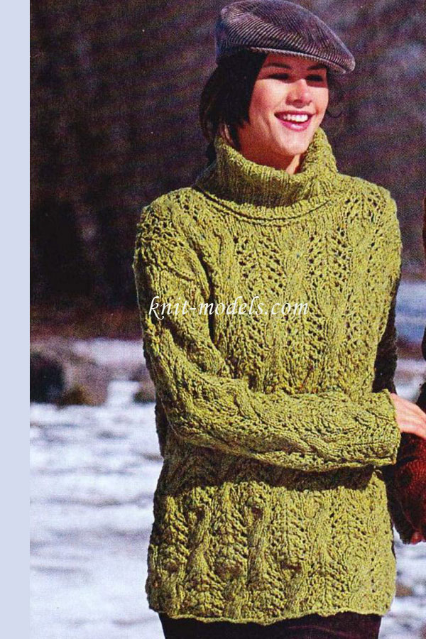 Lt b gt свитер lt b gt с ажурным узором из