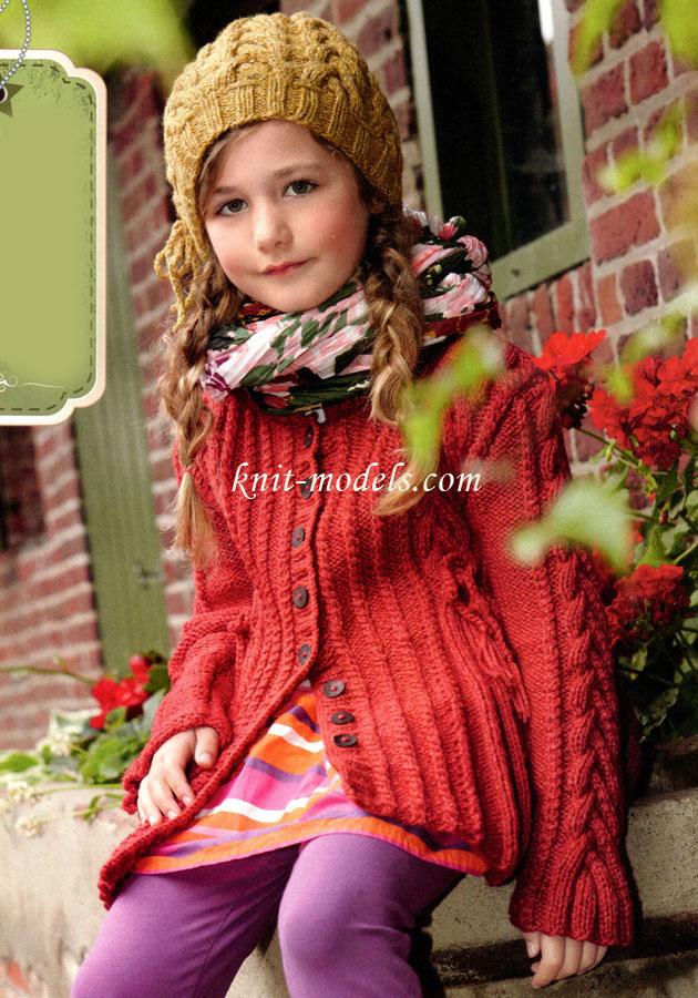 Тапочки девочке вязание спицами 53