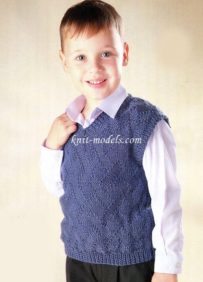 Вязание шарфы спицами для детей от 119